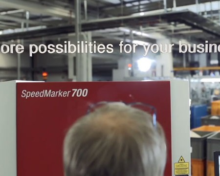 Trotec Speedmarker Directors Cut