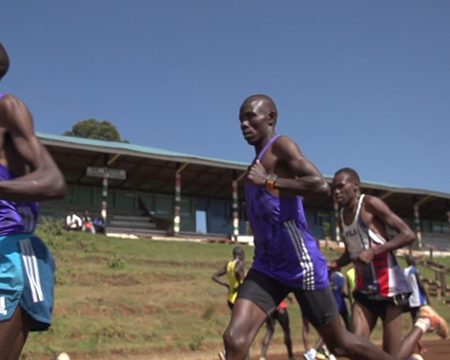 Kenya Running Trailer