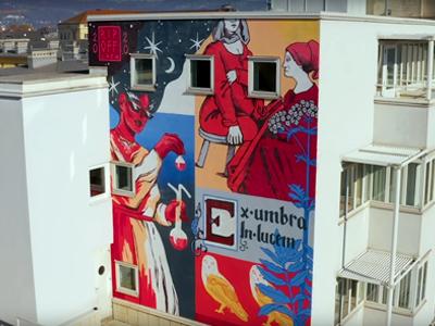 Linz Mural Project 2020 Docu